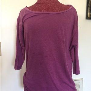 American Eagle cotton 3/4 sleeve top